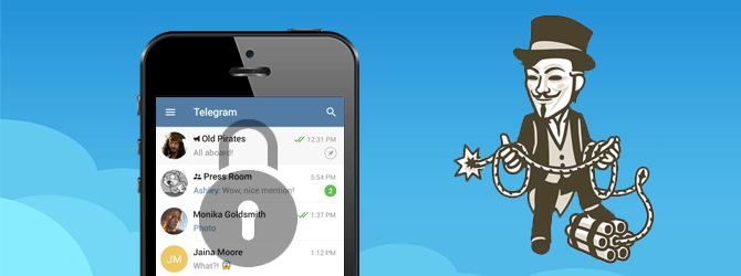 Эксперты по информационной безопасности знают, как взломать Телеграмм