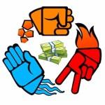Телеграмм бот «Lucky Hand»