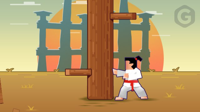 Игра в Telegram «Karate Kido (Каратэ Кудо)»