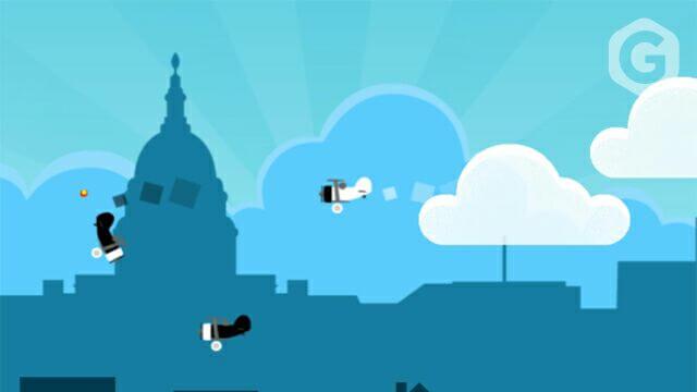 Игра в Telegram «Aerial Dogfight (Воздушная схватка)»