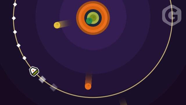 Игра в Telegram «Space Orbit (Космическая орбита)»