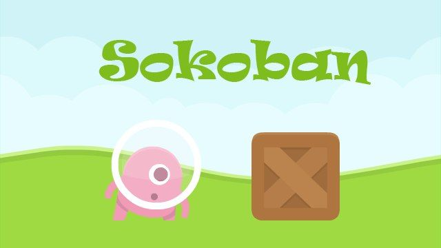 Игра в Telegram «Sokoban (Кладовщик)»