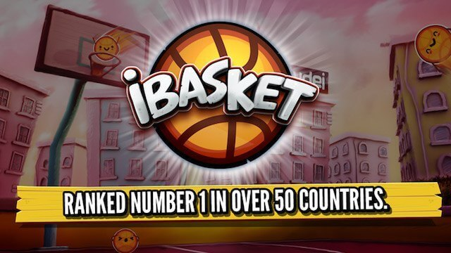 Игра в Telegram «iBasket (Баскетбол)»