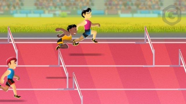Игра в Telegram «Rio Sprint (Спринтер)»