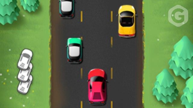 Игра в Telegram «Speed Driver (Спиди Гонщик)»