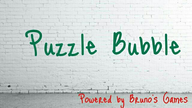Игра в Telegram «Puzzle Bubble (Пузырьки)»