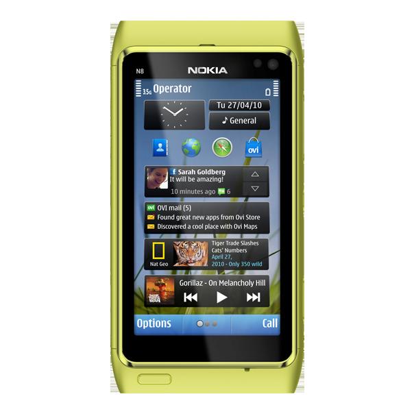 Телеграмм для Nokia N8