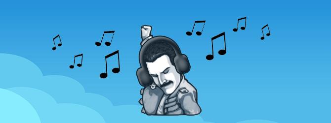 Музыка в Телеграмме - где искать и как слушать